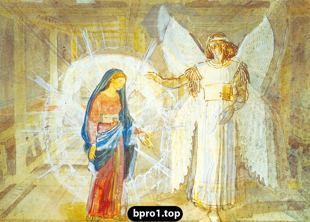 Привітання з Благовіщенням Богородиці у прозі